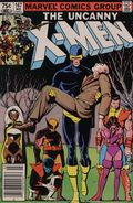 Uncanny X-Men (1963 1st Series) Canadian Price Variant 167