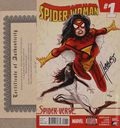 Spider-Woman (2014 5th Series) 1A.DF.SIGNED