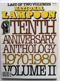 National Lampoon Tenth Anniversary Anthology SC (1979) 2