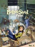 Baker Street Four GN (2017 Insight Comics) 3-1ST