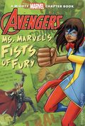 Ms. Marvel Fists of Fury SC (2017 Marvel Press) A Mighty Marvel Chapter Book 1-1ST