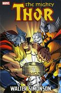Mighty Thor TPB (2017 Marvel) By Walter Simonson 2nd Edition 1-1ST