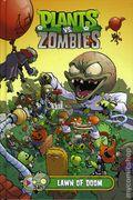Plants vs. Zombies Lawn of Doom HC (2017 Dark Horse) 1-1ST