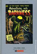 Pre-Code Classics: Adventures into Darkness HC (2017 PS Artbooks) 1-1ST