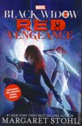 Black Widow Red Vengeance SC (2017 A Marvel Novel) 1-1ST