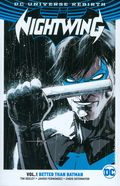Nightwing TPB (2017-2018 DC Universe Rebirth) 1-REP
