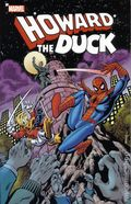 Howard the Duck TPB (2015 Marvel) The Complete Collection 4-1ST