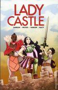 Ladycastle TPB (2017 Boom Studios) 1-1ST