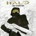 Halo Adult Coloring Book SC (2017 Dark Horse) 1-1ST