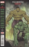 Generations Banner Hulk and Totally Awesome Hulk (2017) 1G