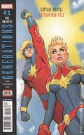 Generations Captain Marvel and Captain Mar-Vell (2017) 1D