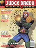 Judge Dredd Megazine (1990) Vol. 3 #1