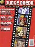 Judge Dredd Megazine (1990) Vol. 3 #2