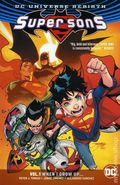Super Sons TPB (2017- DC Universe Rebirth) 1-1ST