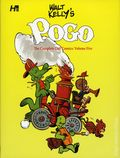 Pogo The Complete Dell Comics HC (2014 Hermes Press) By Walt Kelly 5-1ST