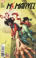 Ms. Marvel (2015 4th Series) 23