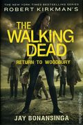 Walking Dead Return to Woodsbury HC (2017 A Thomas Dunne Books Novel) 1-1ST
