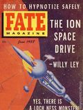 Fate Magazine (1948-Present Clark Publishing) Digest/Magazine Vol. 11 #6