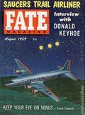 Fate Magazine (1948-Present Clark Publishing) Digest/Magazine Vol. 12 #8