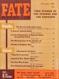 Fate Magazine (1948-Present Clark Publishing) Digest/Magazine Vol. 12 #11