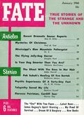 Fate Magazine (1948-Present Clark Publishing) Digest/Magazine Vol. 13 #1