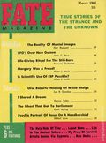 Fate Magazine (1948-Present Clark Publishing) Digest/Magazine Vol. 13 #3