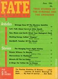 Fate Magazine (1948-Present Clark Publishing) Digest/Magazine Vol. 14 #6