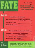 Fate Magazine (1948-Present Clark Publishing) Digest/Magazine Vol. 14 #12