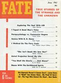 Fate Magazine (1948-Present Clark Publishing) Digest/Magazine Vol. 15 #6
