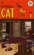 Adventures of Fat Freddy's Cat (1977-1992 Rip Off Press) #1, 3rd Printing