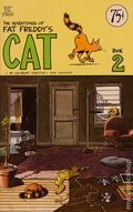 Adventures of Fat Freddy's Cat (1977-1992 Rip Off Press) #2, 1st Printing