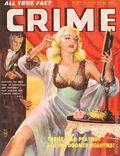 All True Fact Crime Cases (1950) True Crime Magazine Vol. 1 #4
