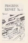 Detroit Triple Fan Fair Progress Report (1965) 1970, #1
