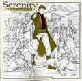 Serenity Firefly Class 03-K64 Everything's Shiny SC (2017 Dark Horse) Adult Coloring Book 1-1ST