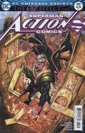 Action Comics (2016 3rd Series) 989C