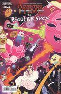 Adventure Time Regular Show (2017 Boom) 3A