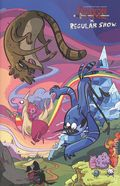 Adventure Time Regular Show (2017 Boom) 3C