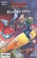 Adventure Time Regular Show (2017 Boom) 3SUB