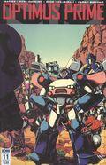 Optimus Prime (2016 IDW) 11A