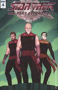 Star Trek The Next Generation Mirror Broken (2017 IDW) 4RI