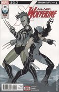 All New Wolverine (2015) 25A