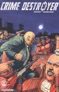 All Time Comics: Crime Destroyer (2017 Fantagraphics) 2C
