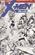 X-Men Blue (2017) 13D