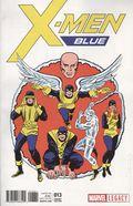 X-Men Blue (2017) 13E