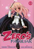 Zero's Familiar Omnibus TPB (2013) 1-3-1ST