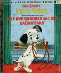 Lucky Puppy HC (1960 Golden Press) A Little Golden Book D89-1ST