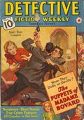 Detective Fiction Weekly (1928-1942 Red Star News) Pulp Vol. 124 #3