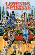 Legends of the Eternal Myths of India GN (2017 Graphic India) 1-1ST