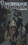 Sherlock Frankenstein and the Legion of Evil (2017 Dark Horse) 1B