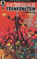 Sherlock Frankenstein and the Legion of Evil (2017 Dark Horse) 1A